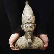Bc Pharaonic Egyptian Antique Antiques Egypt Antiquities Figurine Statue -y237