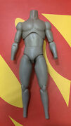 Hot Toys Mms152 Christopher Reeve Superman The Movie 1/6 Body