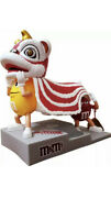 Mandm's Lunar New Year Lion Dance Candy Dispenser Toy Collectible Exclusive