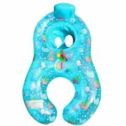 Baby Swimming Ring Inflatable Ring Foldable Inflatable Double Raft Rings Toys