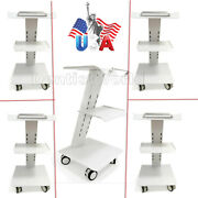 Medical Carts Stand Dental Trolley Cart Mobile Steel Trolley Equipment Universal