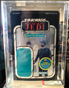 82 Kenner Star Wars Revenge Of The Jed Proof 48back Bespin Security Guard Afa 85