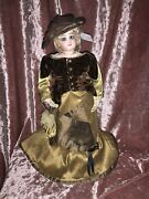 Exquisite Antique Jumeau Doll..14andrdquo..near Perfect