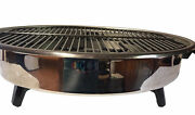 West Bend Salad Master Smokeless Broiler Grill Oval Works, Clean