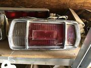 1970-73 Datsun Oem Nos Rh And Lh 1200 B110 Taillights 26550-h1902 26555-h1902