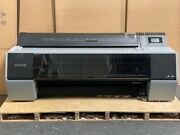 Epson Surecolor P9570 44 Wide-format Inkjet Printer Scp9570se As Is Only