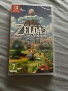 The Legend Of Zelda Linkand039s Awakening Switch Brand New + Signed Delivery