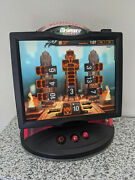 Megatouch Aurora Countertop Touchscreen Game - Upgraded And Rebuilt To Last