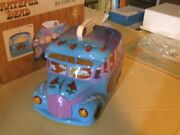Grateful Dead 40th Anniversary Limited Edition Bus Cookie Jar1200 Pieces