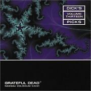 Grateful Dead Dicks Picks 13 Out Of Print,sold Out, Ships Same Day Fr Nh