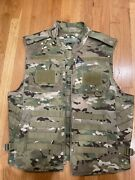 Crye Precision Range Vest Special Forces Multicam Xl New Rare  Made In Usa .