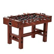 The Mission Style Regulation Foosball Soccer Table By Berner Billiards All New