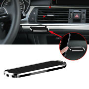 5x Strip Magnetic Car Phone Holder Stand Cell Phone Magnet Mount Accessories Gps