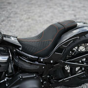Driver And Passenger Seat Fit For Harley Softail Deluxe Flde Flhc Fxb 2018-2021