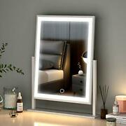 Lighted Makeup Mirror Hollywood Mirror Vanity Makeup Mirror With 12in White