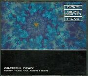 Grateful Dead Dicks Picks 14, Out Of Print, Sold Out, Ships Same Day From Nh