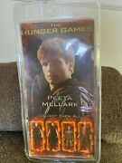The Hunger Games Peeta Doll Action Figure 2012