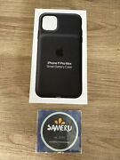 New Genuine Iphone 11 Pro Max Smart Battery Case Black Mwvp2ll/a Free Shipping