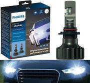 Philips Ultinon Pro9000 Led 5800k 9006xs Two Bulbs Head Light Low Beam Replace