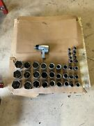 3/4 Socket Set With 3 1/4 Air Impact Wrench