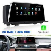 Android Car Gps Stereo Navi Carplay For Bmw 5 Series F07 Gt 2011 2012 Cic System