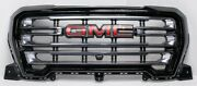 Oem Gmc Sierra 1500 At4 Grille 84699829 Marks And Rubs