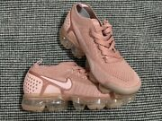 Nike Air Vapormax Flyknit 2018 Running Shoes - Dirty Pink Us Women Size With Box