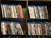 4 Blu-ray Movies B2g1 Comedy Action Family/kids Disney New And Used. Save