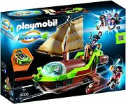 Playmobil 9000 Super 4 Floating Pirate Chameleon With Ruby