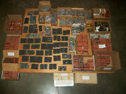 Metal And Rubber Molds 170 Lot Lead Soldiers To Much To List Huge Lot