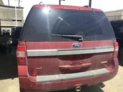 Trunk/hatch/tailgate Wiper Privacy Tint Glass Fits 15-17 Expedition 929899