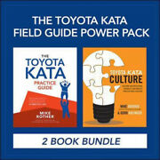 The Toyota Kata Field Guide Power Pack By Rother Mike Neuf