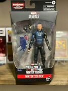 Marvel Legends Disney Plus Falcon And Winter Soldier Bucky In Hand Brand New
