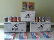 1997 Pinnacle Wnba Basketball Unopened 130 Cans W/10 Cards + More