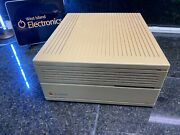 Vintage Apple Macintosh Iici-empty Case For Projects -yellowing