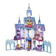 Disney Frozen 2 Ultimate Arendelle Lights Castle Playset With Moving Balcony New