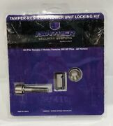 Panther 75-8610 Stainless Steel Outboard Lower Unit Lock Honda Yamaha Outboards