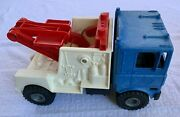 Vintage 1979 Mattel Tuff Stuff Big Rig Tow Truck -made In The Usa
