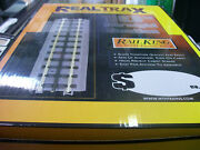 Brand New O Gauge Mth 40-1001 Realtrax 10 Straight Track Case Of 50 Sections