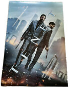 Tenet Movie Poster 48x70 2sided Imax Original Theatric Release Christopher Nolan