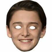 Noah Schnapp Face Mask Will Byers Stranger Things Cut Out Party Masks Wholesale