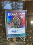 ✅ray Allen 2019-20 Panini Hoops Ink Autograph Card✅
