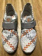 Nike Air Max Sphere Woven 2001/2002 Vintage Shoes 302260 181 Rare Womenand039s Size 8