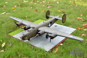 Pre-order Usaf B-24 Liberator Wwii Bomber Aircraft 132 Pro Built Model