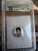 1956 Topps Pins Dale Long Pittsburgh Pirates Ga Grading Service Ex-mt 6