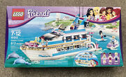 Lego Friends Mia's Dolphin Cruiser 41015 - Complete Set - No Missing Pieces