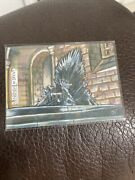 Game Of Thrones Iron Anniversary 1 Sketch Card Sketchafex - Lee Lightfoot