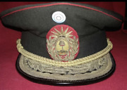Military Cap Of The General Officers Argentine Army For Daily Uniform Nato 7-9