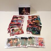 Dexter Season 7 And 8 Breygent Complete Mini Master Card Set 72 W/ 27 Chase