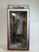 Mth Scale Trax O Scale O-54 Right Hand Switch 45-1009